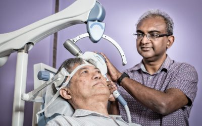 Introducing a New Treatment for Depression: Transcranial Magnetic Stimulation