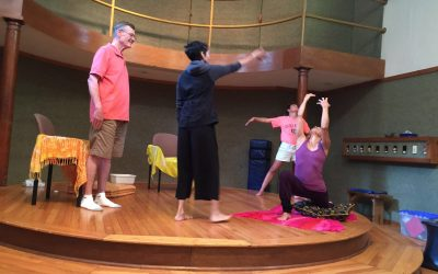 A Play in Psychodrama